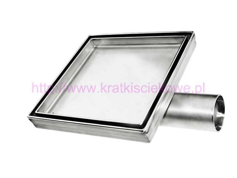 Tile insert floor drains 100x100- 100x100KNF_zab_m